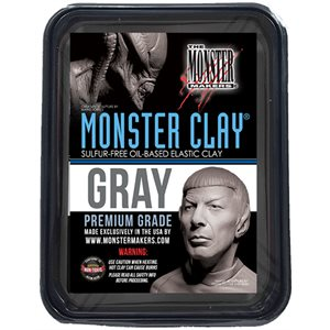 Monster Clay - Grise