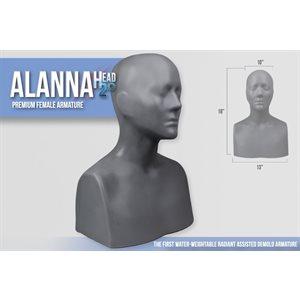 """Buste """"Alanna"""" H2.0"""