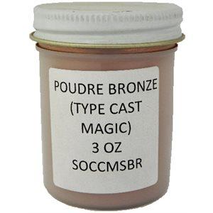 Poudre Bronze